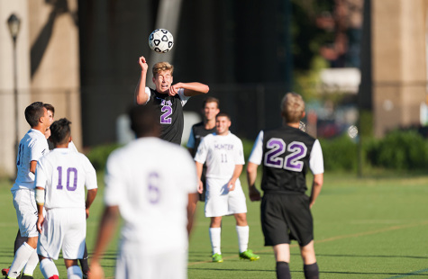 Men's soccer continues undefeated streak