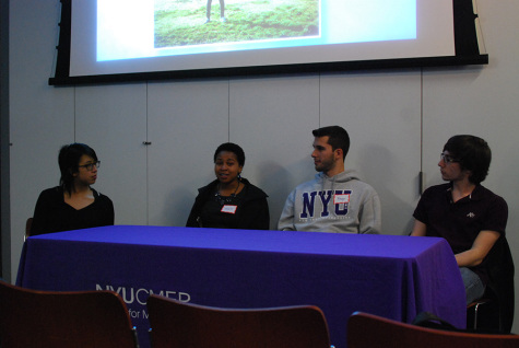 NYU World Tour hosts panel on diversity