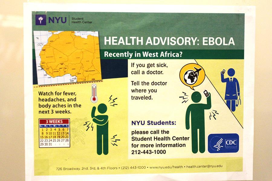 Health+flyers+are+posted+in+residence+halls%2C+such+as+Gramercy+Green.+