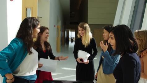 From the Emirates: Women's network kicks off mentorship program