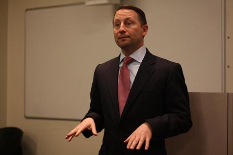 NY Gov. candidate talks term limits at College Republicans event