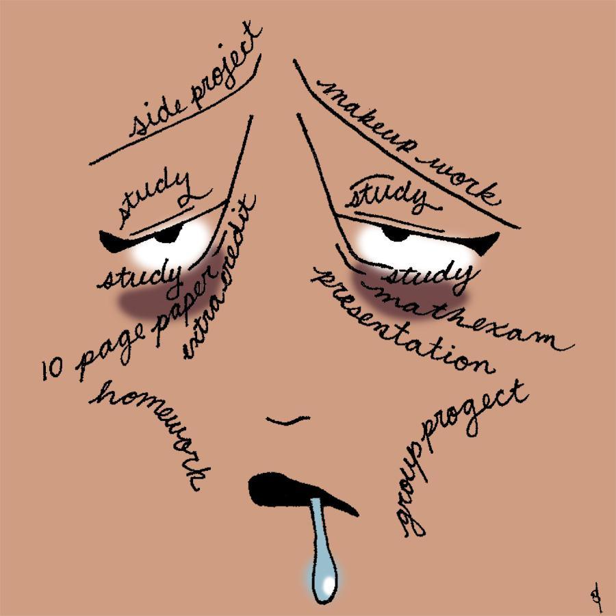 Illustration by Sonja Haroldson
