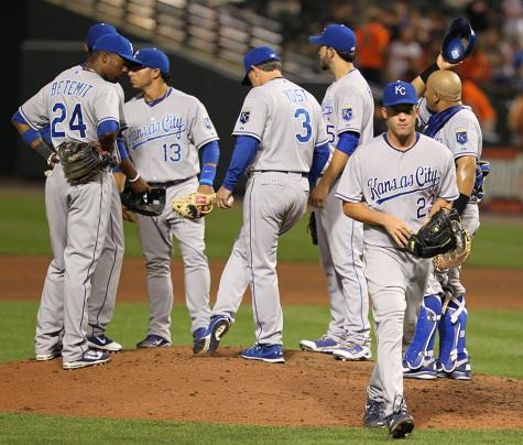 Royals defy expectations in playoffs