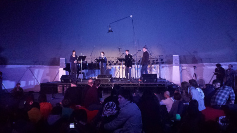MoMA PS1 showcases experimental, electronic music