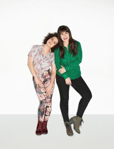'Broad City' features realistic female characters
