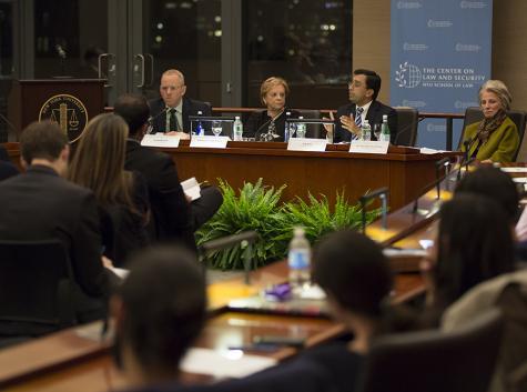 Panelists explain US information secrecy