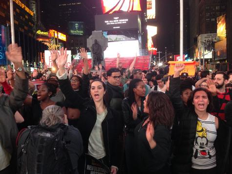 Social media erupts after Ferguson verdict