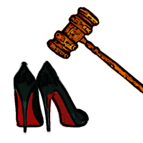 Fashion, lawsuits unexpected pair
