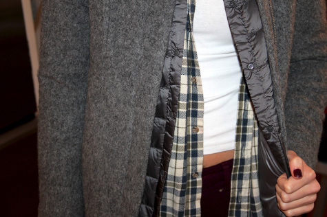 Layered looks to sport this winter