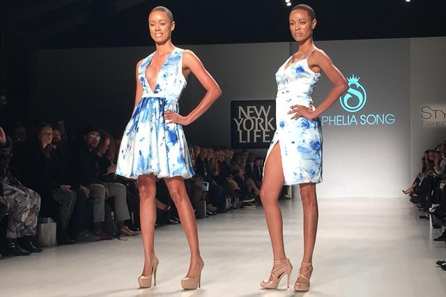 Style Fashion Week Charity Water Fall Winter 2015 Washington Square News