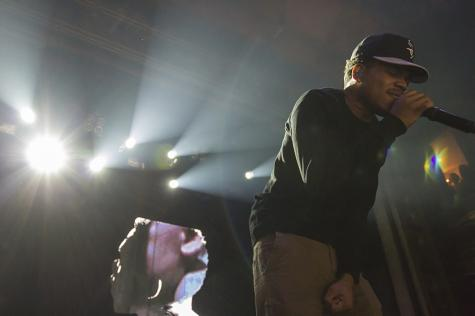 Chance the Rapper takes on NYU