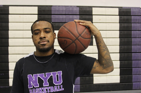 Harris finds home on NYU's court