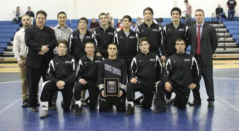 Wrestling wins fourth UAA title