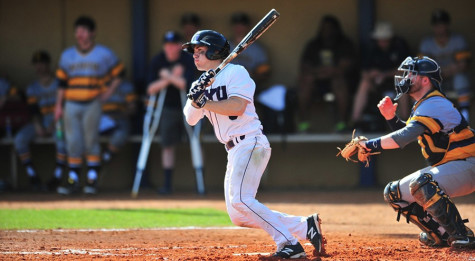 Baseball improves record to 3-3
