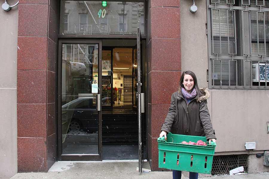 Emma Spett is the vice-president of EarthMatters.