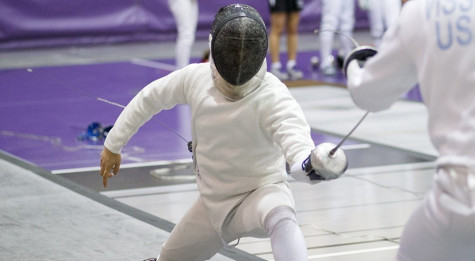 NYU to fence in NCAA nationals