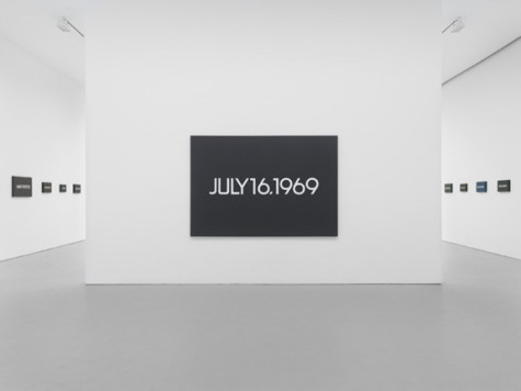 On Kawara retrospective stuns with size, scope