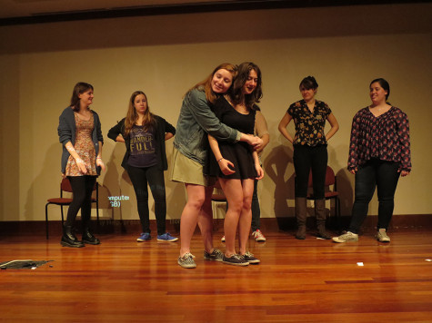 All-female improv troupe passes Bechdel Test