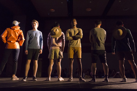 NYU club hosts show for new, old talent