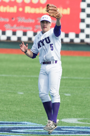 Spitz transfers to NYU for athletics, academics