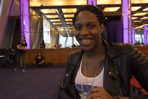 Black trans activist discusses allyship