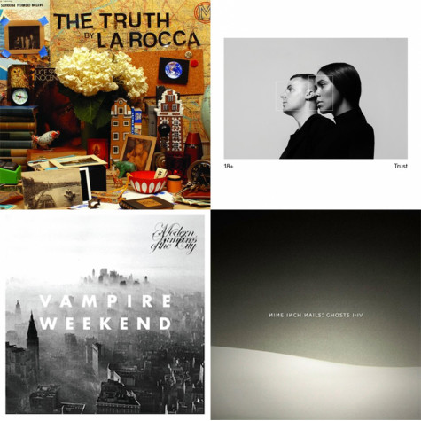 Staff Recommendations: Albums to study to