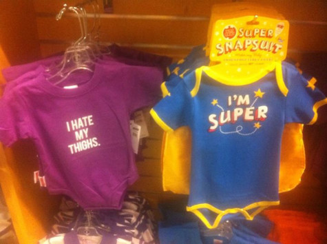 Bookstore onesie sparks controversy