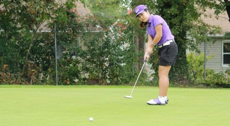 Golf teams impress over weekend, women move on to NCAA
