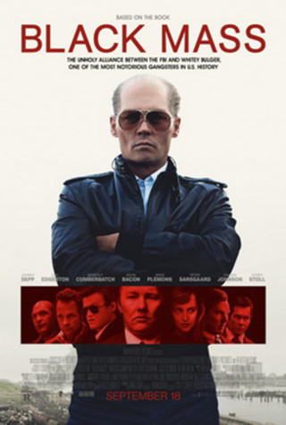 'Black Mass' has Johnny Depp, not much else