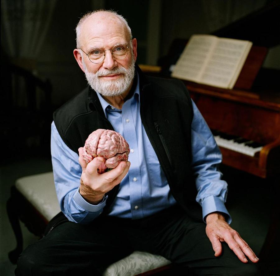 Dr. Sacks was professor of Neurology at NYU School of Medicine.