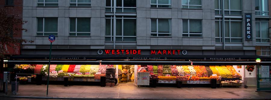 Westside Market offers an array of breakfast options in close proximity to some major NYU dorms.