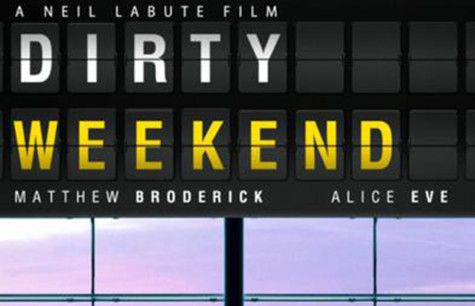 'Dirty Weekend' proves lackluster