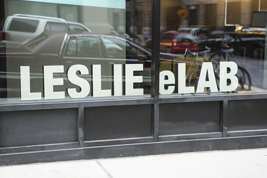 The Leslie eLab celebrates its first year in existence.