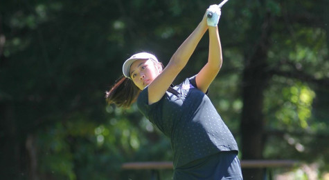 Women's golf shows progress at Invitational