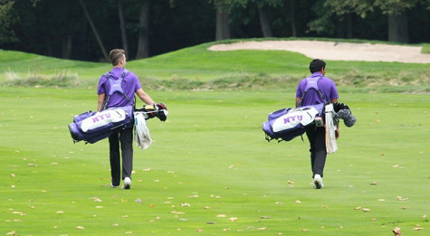 Golf teams stay course for season