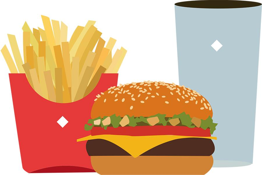 Langone proposed a bill to increase the healthiness of fast foods.