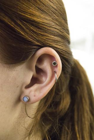 Safe piercing tips for broke college students