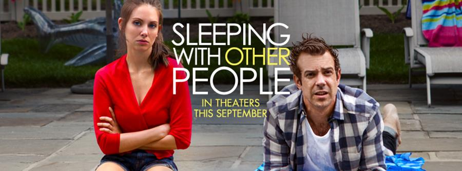 "Released September 11th, ""Sleeping with other people"" is a tale of two sex addicts."
