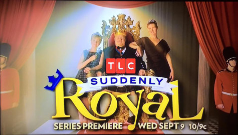'Suddenly Royal,' ultimately mediocre