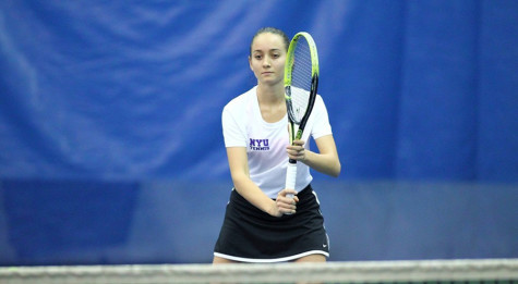 Tennis opens season with mixed results