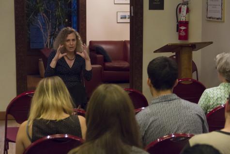 Jewish transgender professor shares story