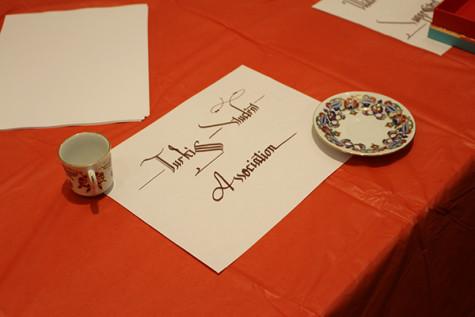Turkish Student Association hosts night of food, music