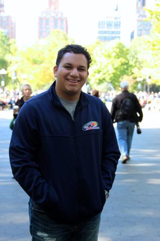On the Job: Christian Alfaro