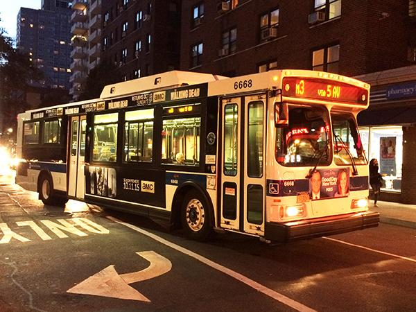 The MTA is taking steps to reduce the number of crashes caused by buses.