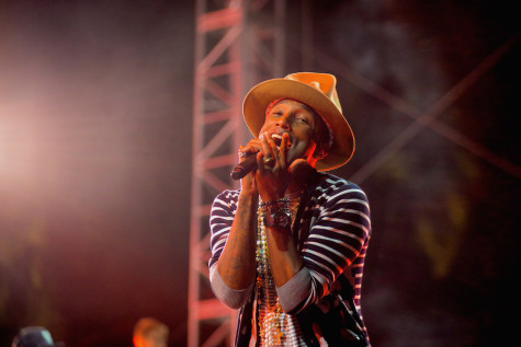 Pharrell to spend year as artist-in-residence at Tisch