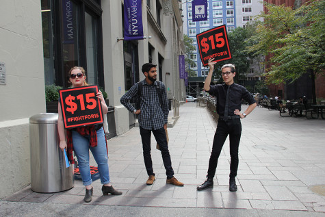 NYU addresses payroll backlog, student workers still unsatisfied