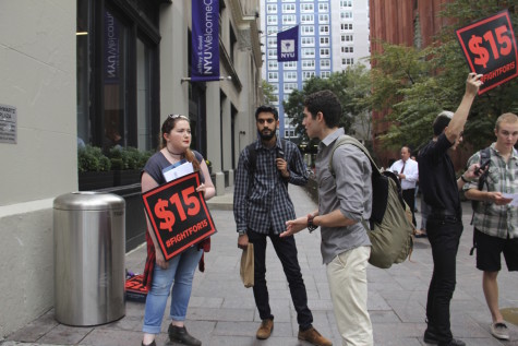 Student-workers angry at payroll backup