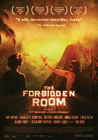 What you need to know about surrealist films from the 'The Forbidden Room' directors