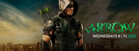 'Arrow' zings back with impressive storyline