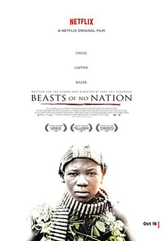 Idris Elba shocking in 'Beasts of No Nation'